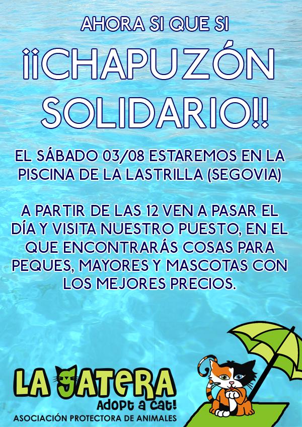 Chapuzón solidario