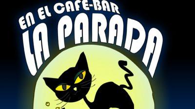 Mercadillo en La Parada Café-Bar, Segovia
