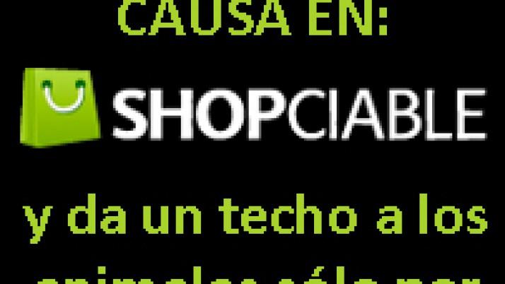Hazte shopciable y ayudanos GRATIS