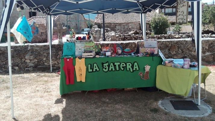 Mercado medieval de Sotosalbos