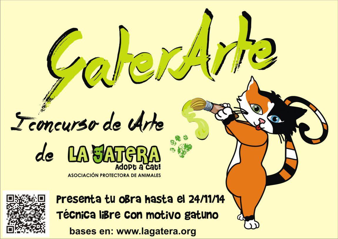 GaterArte I Concurso de Arte de La Gatera