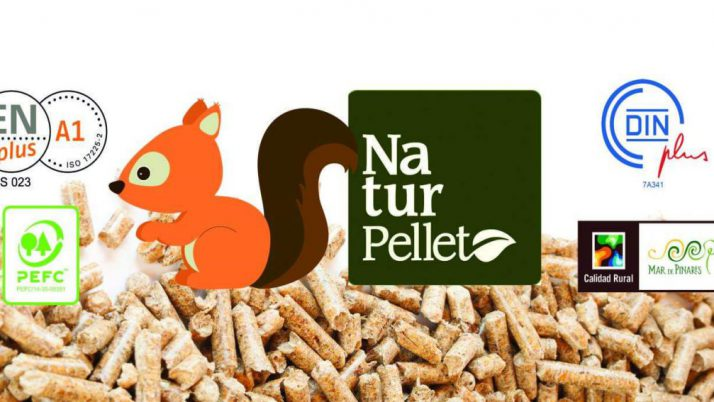 Naturpellet